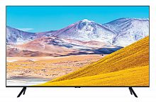 "Телевизор LED Samsung 43"" UE43TU8000UXRU 8 черный/Ultra HD/100Hz/DVB-T2/DVB-C/DVB-S2/USB/WiFi/Smart TV (RUS)"