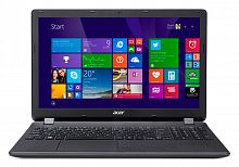 "Ноутбук Acer Extensa EX2519-P47W Pentium N3710/4Gb/500Gb/Intel HD Graphics 405/15.6""/HD (1366x768)/Windows 10 Home/black/WiFi/BT/Cam/3500mAh"