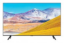 "Телевизор LED Samsung 50"" UE50TU8000UXRU 8 черный/Ultra HD/50Hz/DVB-T2/DVB-C/DVB-S2/USB/WiFi/Smart TV (RUS)"