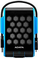 "Жесткий диск A-Data USB 3.0 2Tb AHD720-2TU31-CBL HD720 DashDrive Durable (5400rpm) 2.5"" синий"