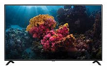 "Телевизор LED Hyundai 50"" H-LED50FU7001 Яндекс черный/Ultra HD/60Hz/DVB-T/DVB-T2/DVB-C/DVB-S2/USB/WiFi/Smart TV (RUS)"